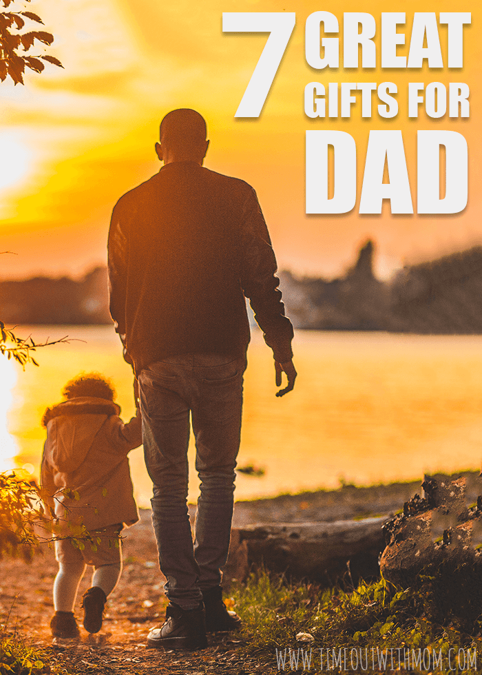 7 Great Gifts for Dad this Father's Day